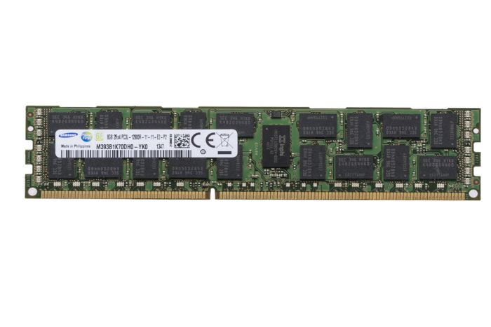 Samsung 8GB PC3L-12800R M393B1K70DH0-YK0 Ref