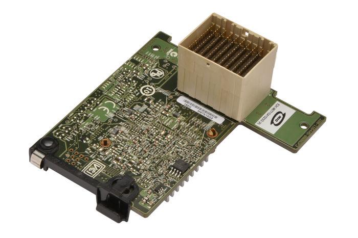 Dell Broadcom 57710 10Gb Dual Port Mezzanine Card - W807F - Ref