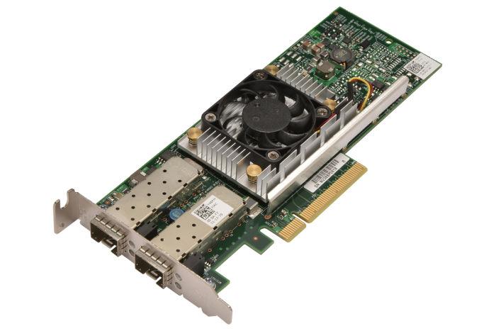 Dell Broadcom 57810 10Gb Dual Port Low Profile Network Card - Y40PH - Ref