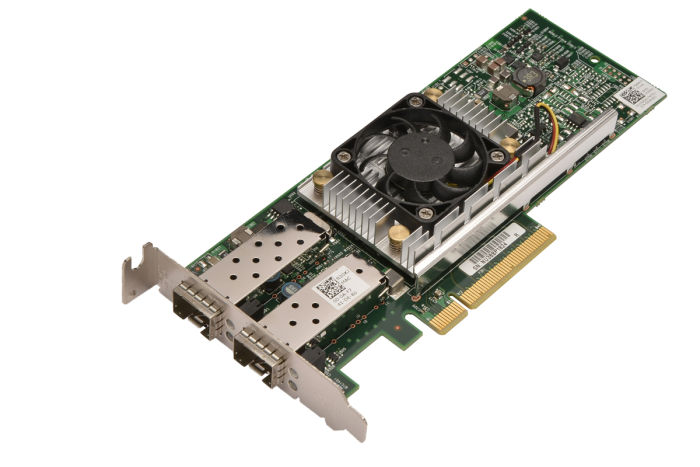 Dell Broadcom 57810S 10Gb Dual Port Low Profile Network Card - N20KJ - Ref