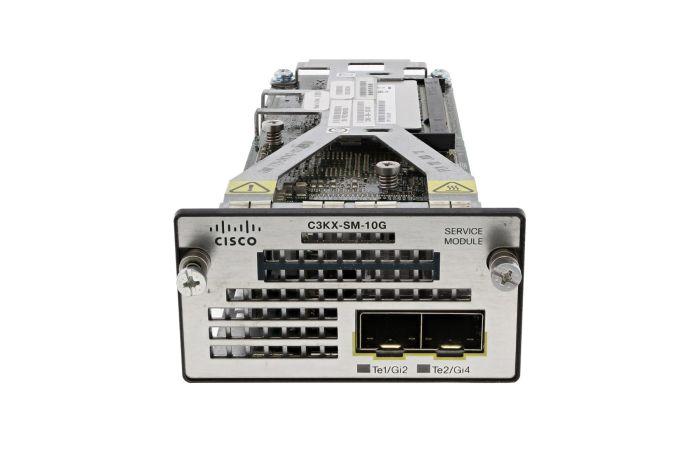 Cisco C3KX-SM-10G 2x 10Gb SFP+ Ports