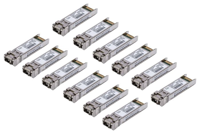 Cisco 8G FC SFP+ Short Range Transceiver - DS-SFP-FC8G-SW - *12 Pack*