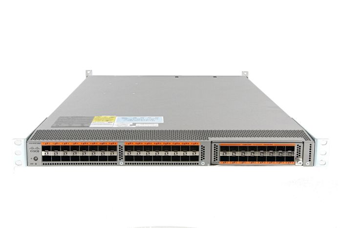 Cisco Nexus N5K-C5548UP Switch Base OS Only, Port-Side Air Exhaust