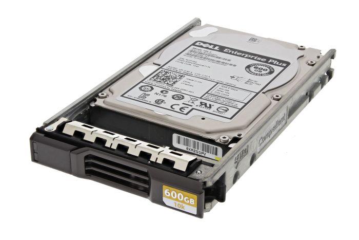 "Compellent 600GB 10k SAS 2.5"" 6G Hard Drive - Y4MWH"