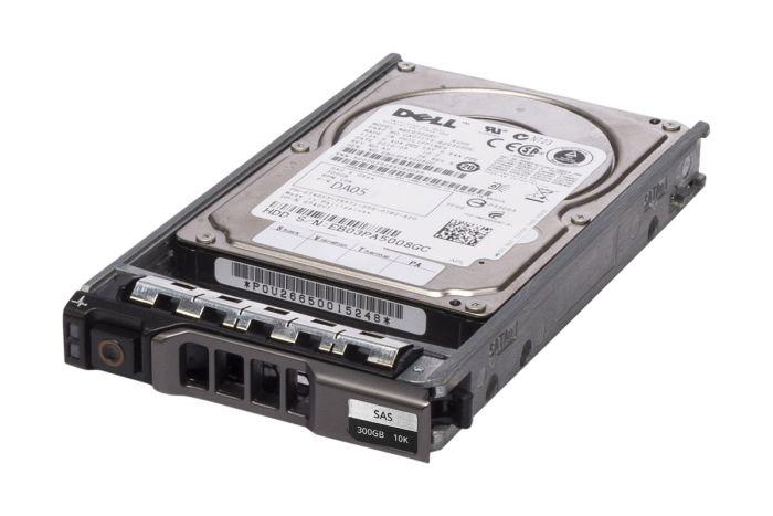 "Dell 300GB SAS 10k 2.5"" 6G Hard Drive 740Y7 Ref"