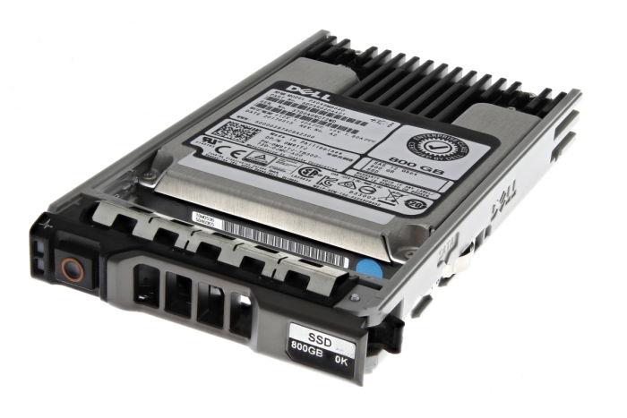 """Dell 800GB SSD SAS 2.5"""" 12G MLC Mixed Use M91TJ"""