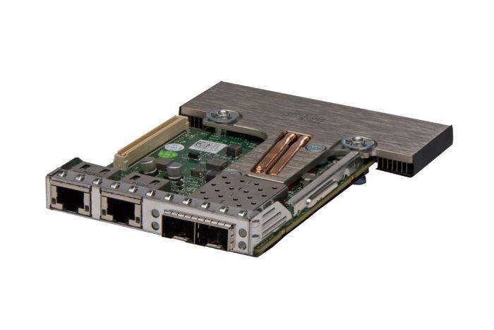 Dell Broadcom 57800S 1/10Gb RJ45/SFP+ Quad Port RNDC - 165T0 - New