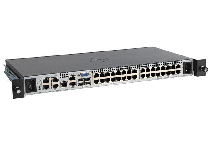 Dell 32 Port DMPU KVM Remote Console Switch - DMPU4032 - New Open Box