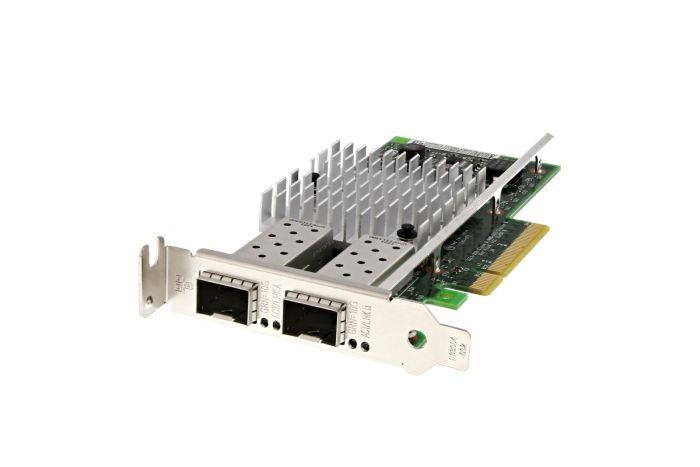 Dell Intel X520-DA2 10Gb Dual Port Low Profile Network Card - FTKMT - Ref