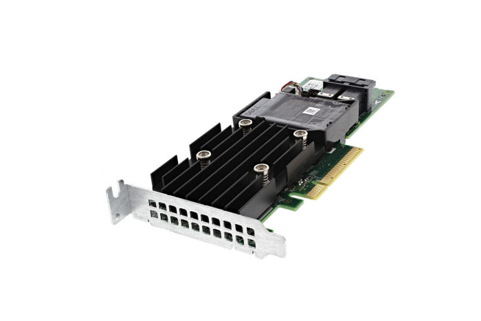Dell PERC H740P PCIe Low Profile 12Gb SAS w/8GB Non Volatile Cache DPNHJ