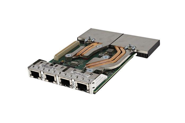 Dell QLogic QL41162HMRJ-DE 10Gb/1Gb RJ45 QP RNDC - 0D1WT - Ref