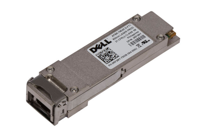 Dell 40Gb QSFP+ MPO Short Range Transceiver - RF2MY - AFBR-79E4Z-D - Ref