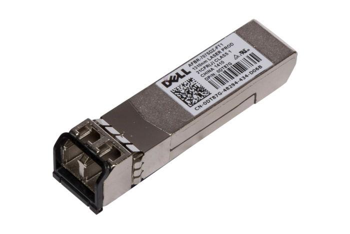 Dell 10Gb SFP+ FC Longe Range MultiMode Transceiver - DT87G - AFBR-707SDZ-FT1 - New