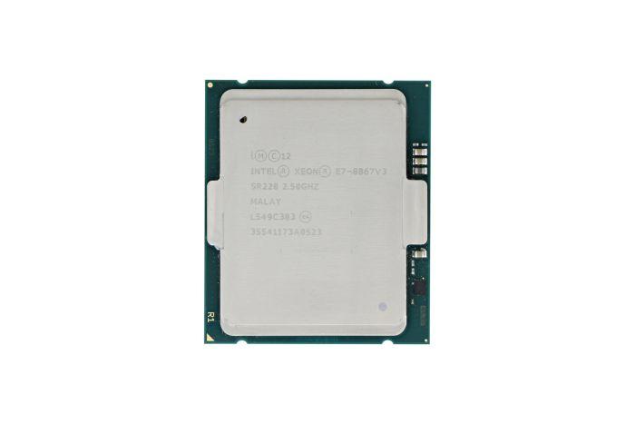 Intel Xeon E7-8867 v3 2.5GHz Sixteen-Core CPU SR228
