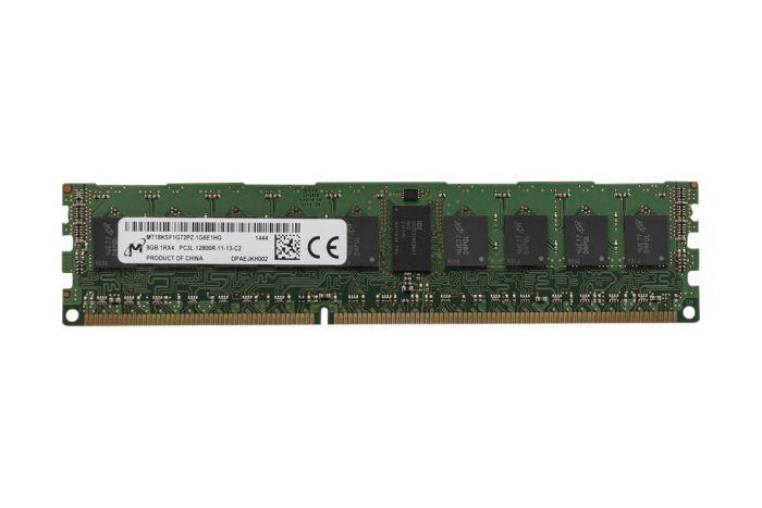 HP 8GB PC3L-12800R 1Rx4 ECC 731656-081 Ref