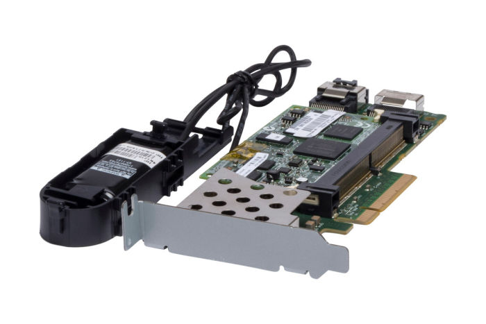 HP Smart Array P410/1G with FBWC - 572532-B21