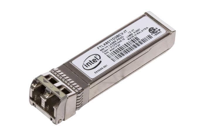 Intel Dell 10G SFP+ Short Range Transceiver - R8H2F - FTLX8571D3BCV-IT - Ref
