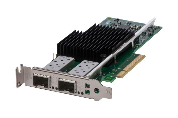Dell Intel X710-DA2 10Gb SFP+ Dual Port Low Profile Network Card - Y5M7N - Ref