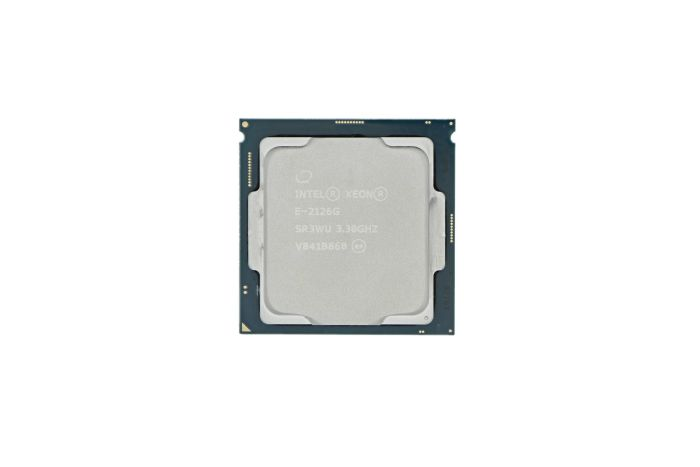 Intel Xeon E-2126G 3.30GHz 6-Core CPU SR3WU
