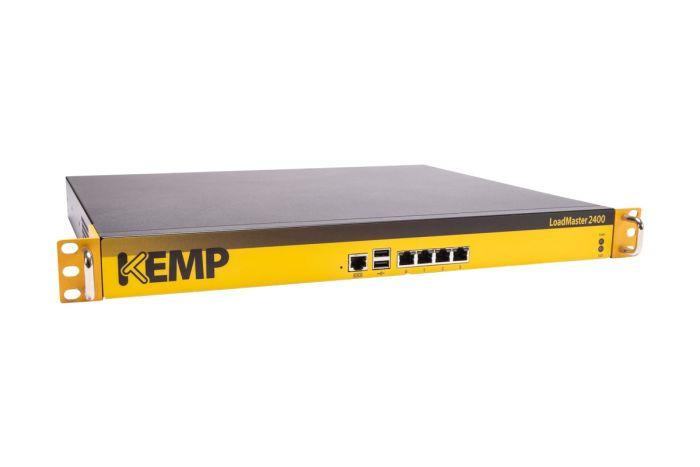 Kemp LoadMaster 2400 4x 1Gb RJ-45 Ports - NSA3130-LM2400-IR