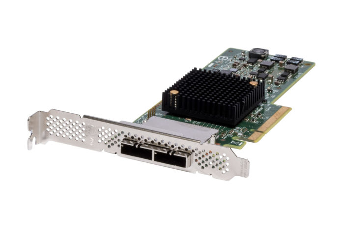 LSI SAS 9207-8e 6Gbps Full Height HBA