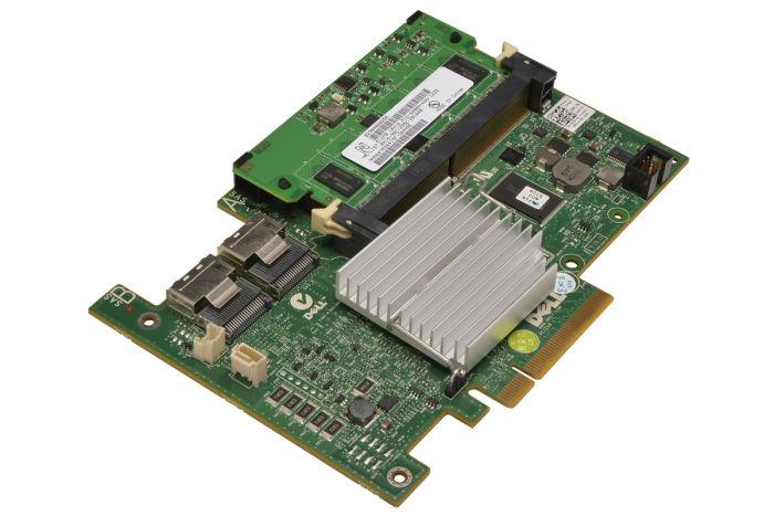 Dell PERC H700 RAID Controller w/1GB Non Volatile Cache 39H7H