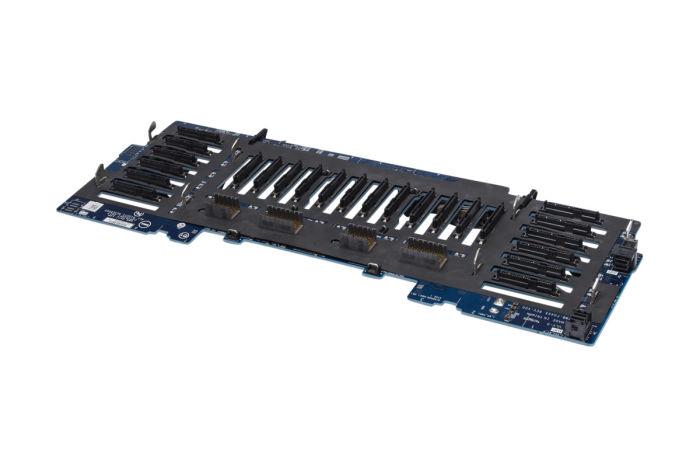 "Dell PowerEdge R920 1x24 2.5"" SATA SAS Hard Drive Backplane X1T22"