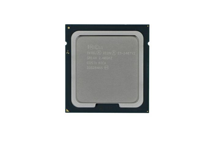 Intel Xeon E5-2407 v2 2.40GHz Quad-Core CPU SR1AK