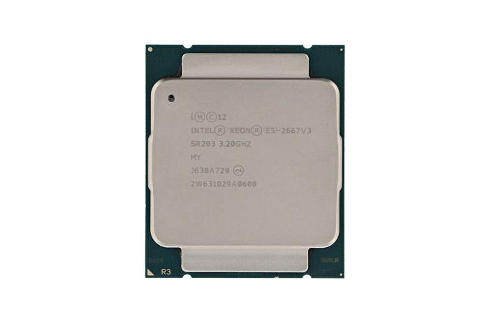 Intel Xeon E5-2667 v3 3.20GHz 8-Core CPU SR203