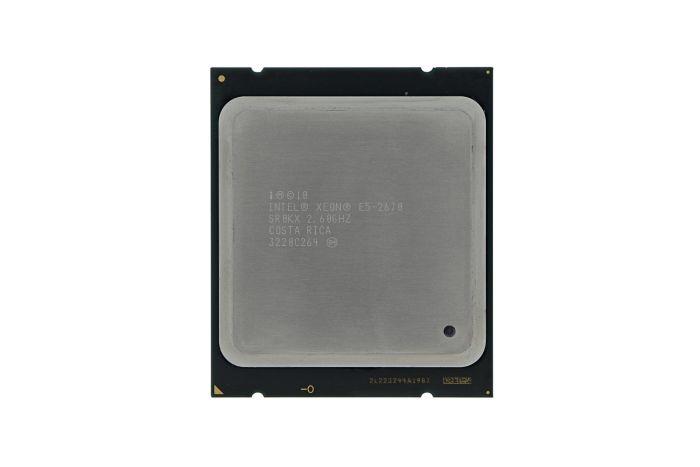 Intel Xeon E5-2670 2.60GHz 8-Core CPU SR0KX