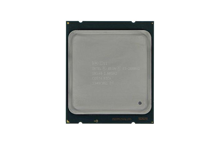Intel Xeon E5-2680 v2 2.80GHz 10-Core CPU SR1A6