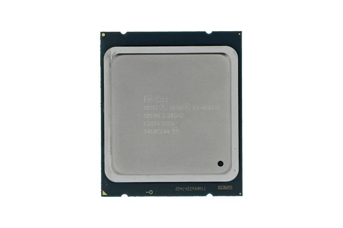 Intel Xeon E5-4603 v2 2.20GHz Quad-Core CPU SR1B6