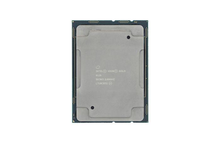Intel Xeon Gold 6126 2.60GHz 12-Core CPU SR3B3