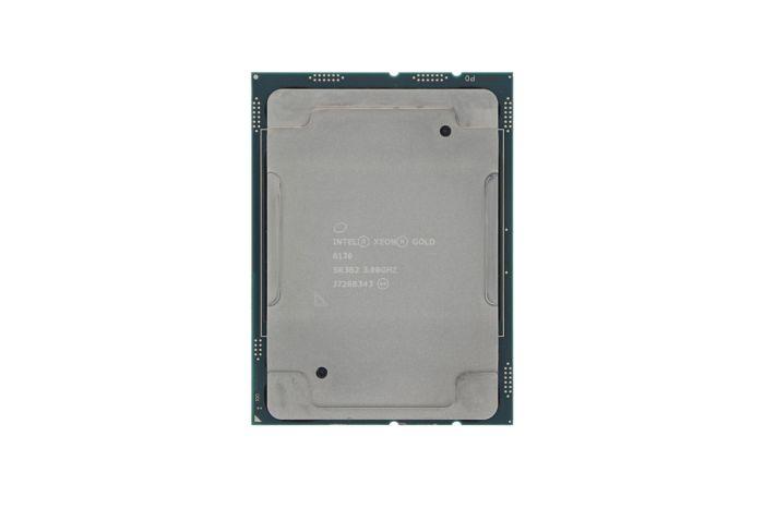 Intel Xeon Gold 6136 3.00GHz 12-Core CPU SR3B2