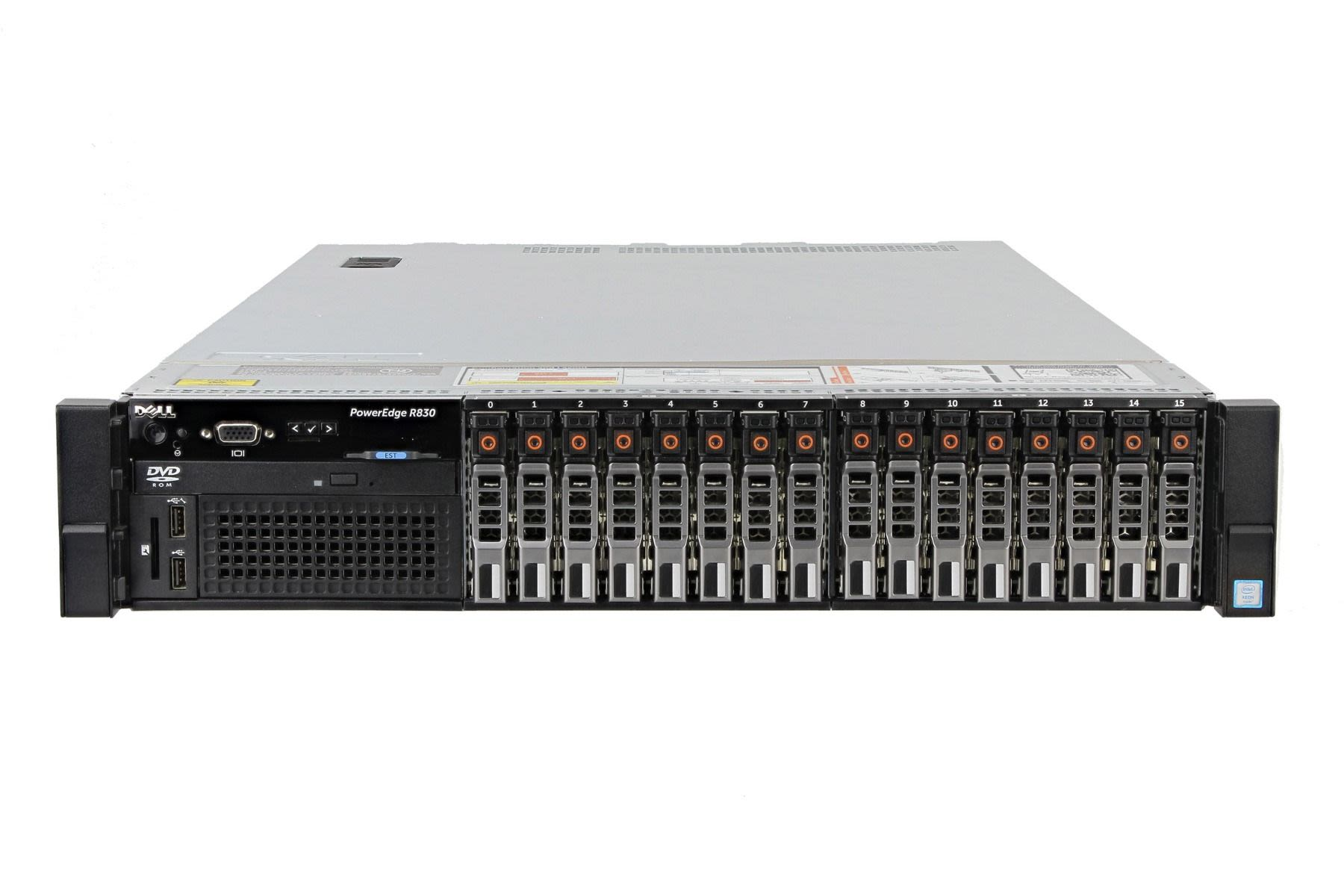 Configure your own Dell PowerEdge R830