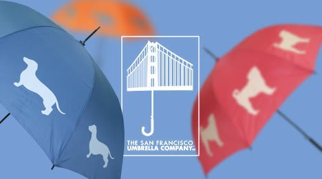 Shop San Francisco Umbrella Company at Jollybrolly Now