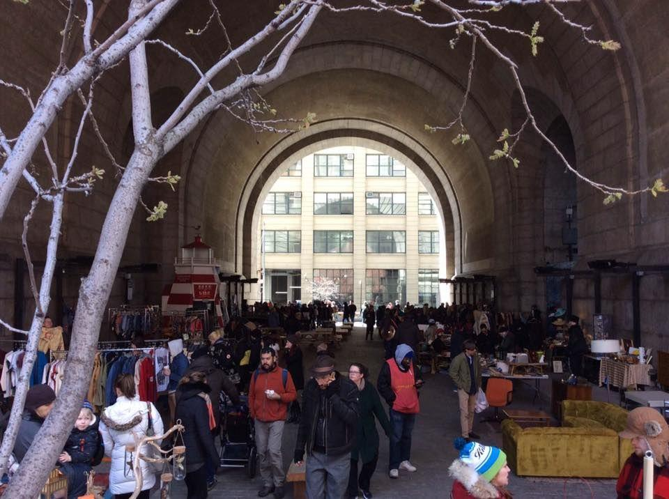10 Awesome Flea Markets in NYC