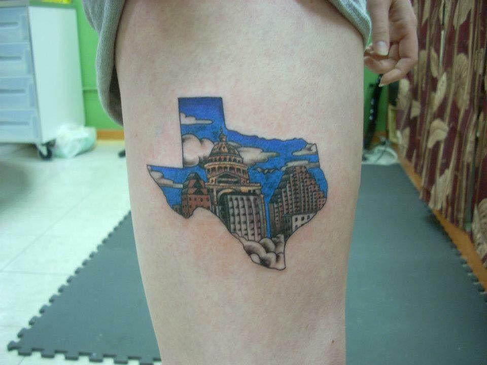 Show Us Your Austin Tattoo