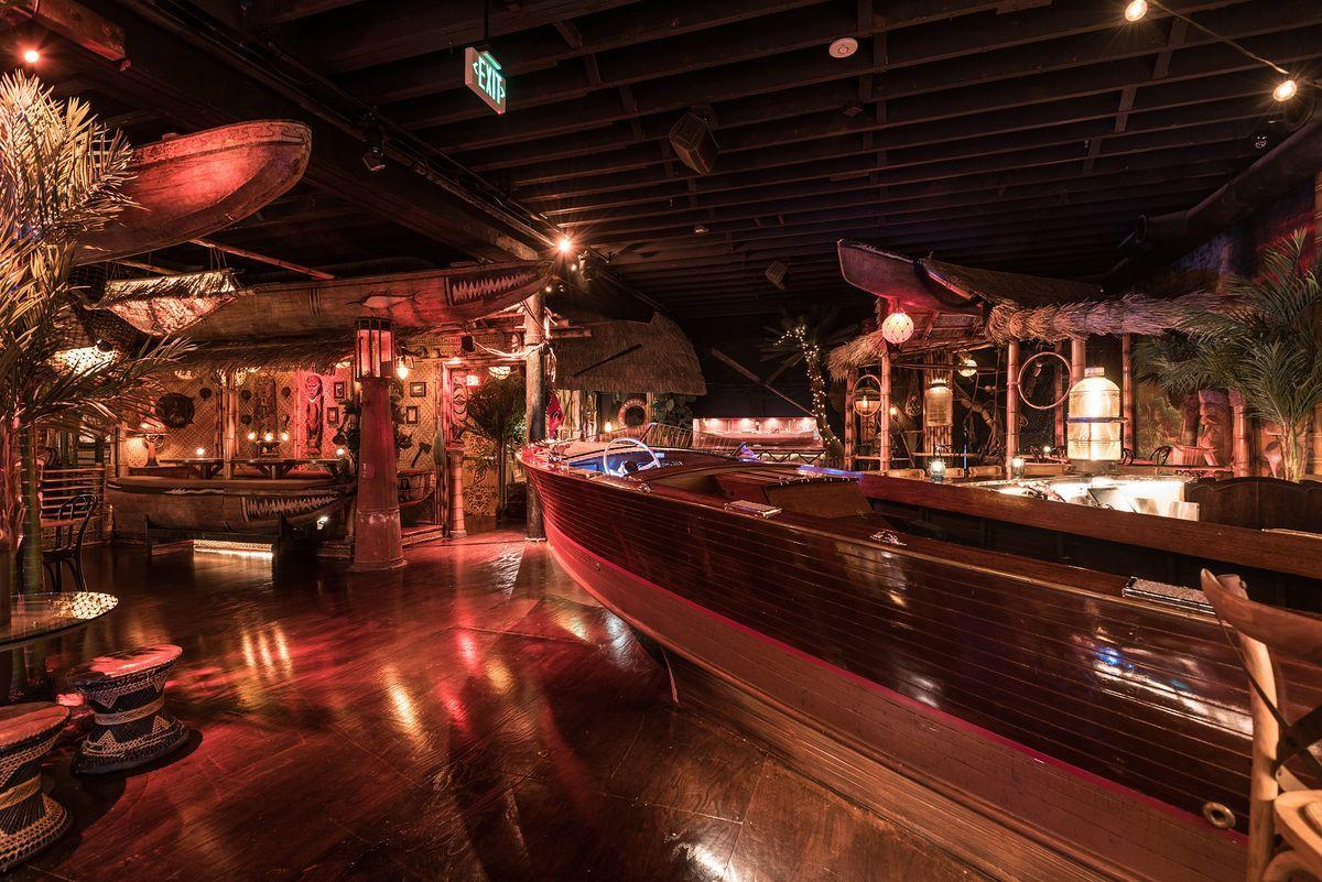... Explore Los Angelesu0027 Best Tiki Bars. Grab A Tropical Drink, Relish The  Cool In Wooden Decor, Any Polynesian Themes. Explore Our Favorite Places To  Enjoy ...