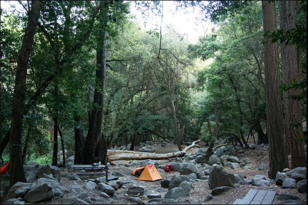 Best Places to Camp Near LA