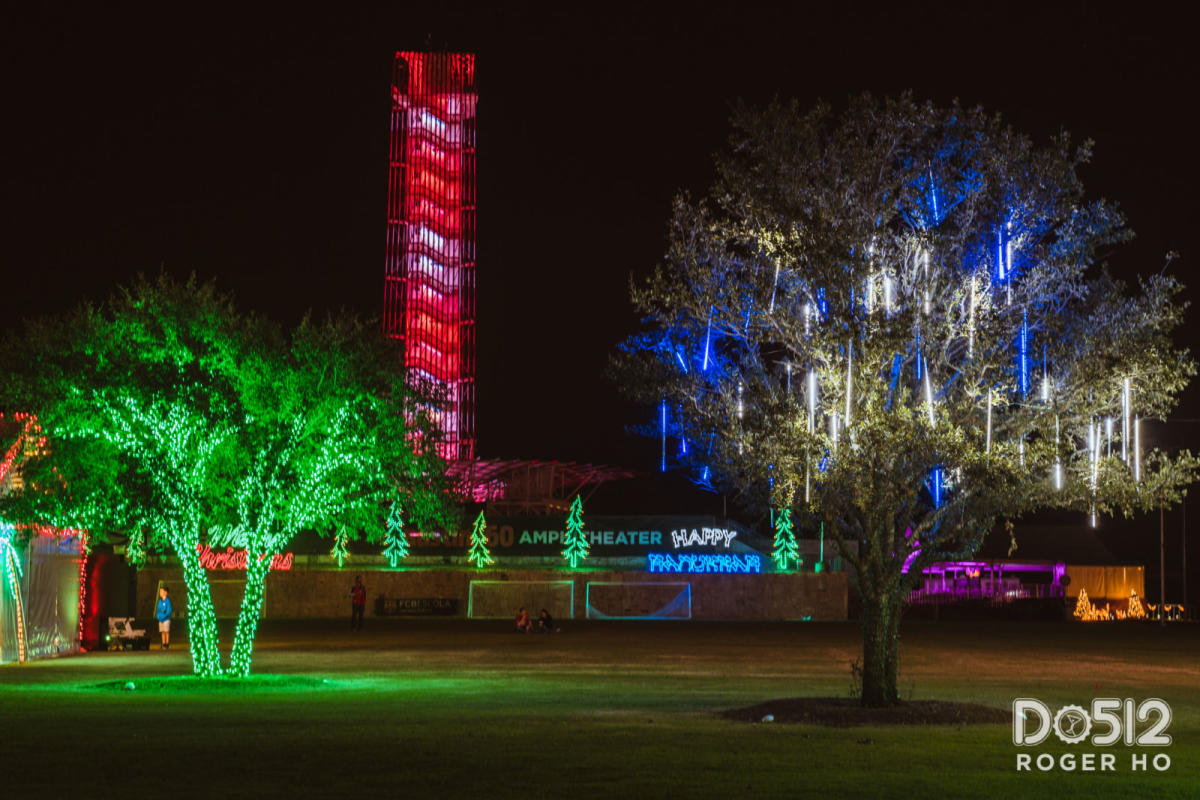 Circuit Of The Americas Christmas.Experience Winter Wonderland At The Circuit