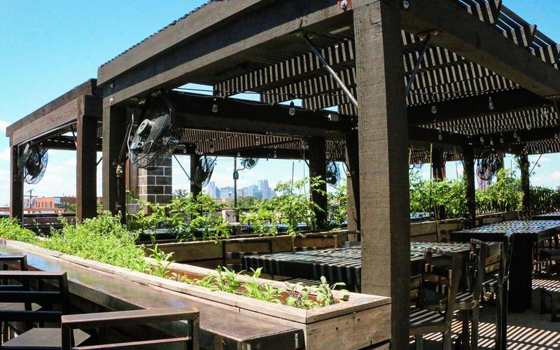 Rooftop Bars In Dallas