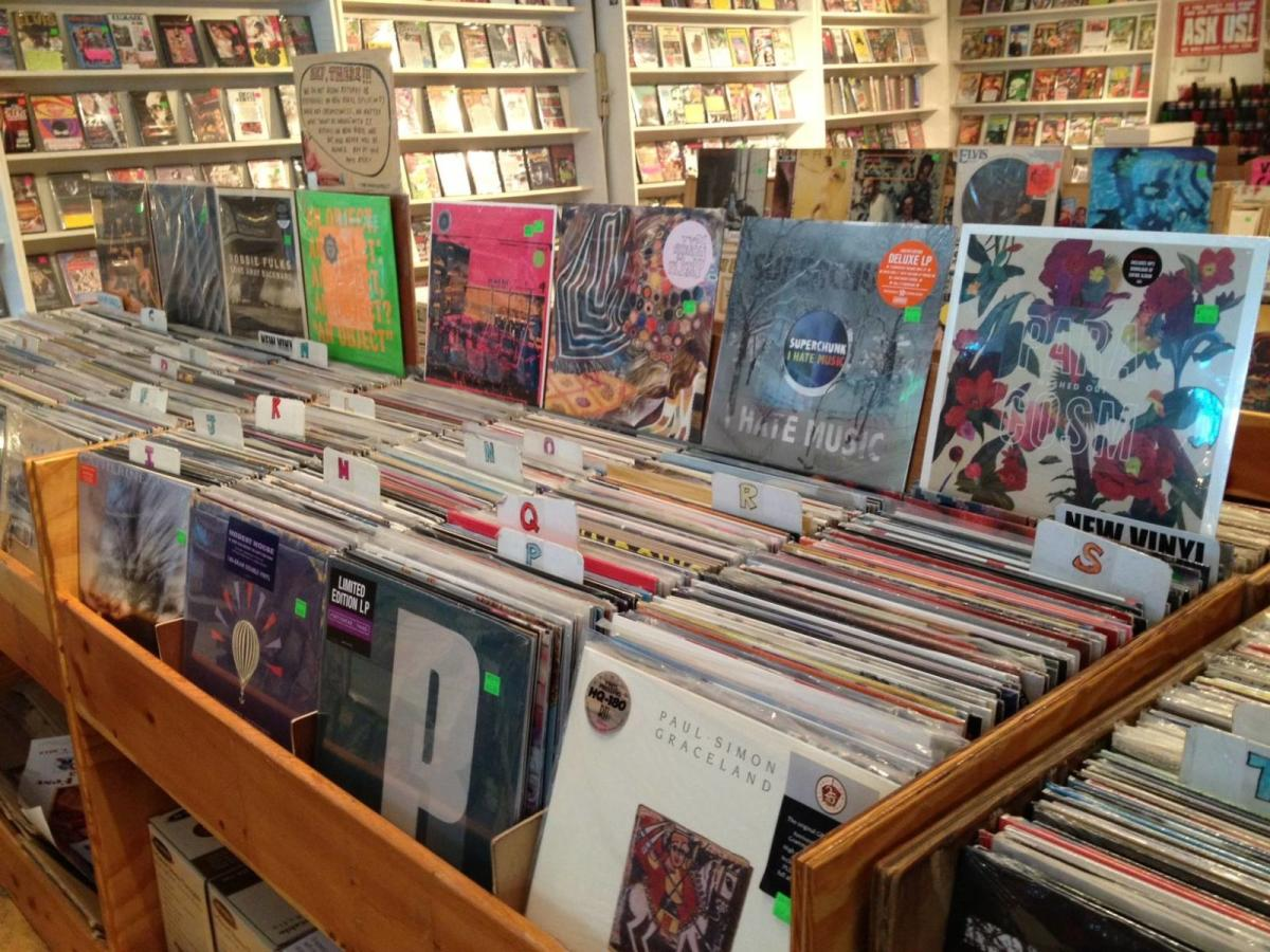 The Best Record Stores In Chicago