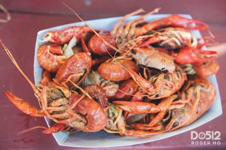 Get Cray: Crawfish Boils in Austin