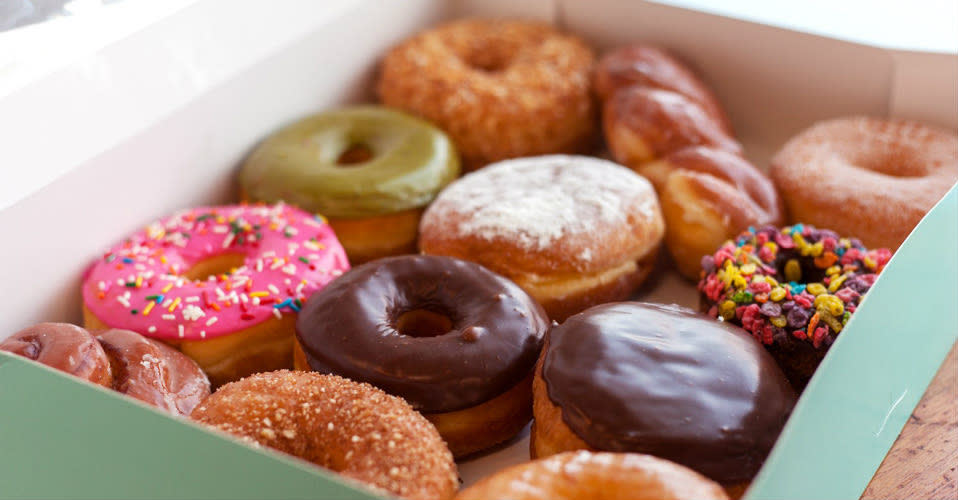 The Best Donuts in the Bay