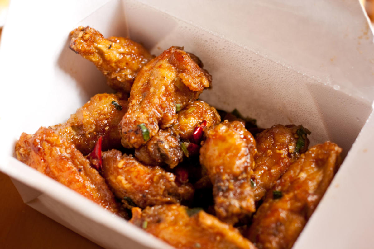 Where to wing it the bay 39 s best wings for Andys chinese cuisine san francisco