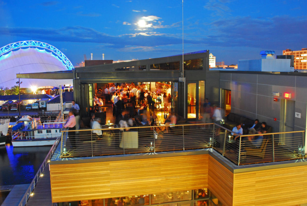 Boston's Best Rooftop Bars and Patios