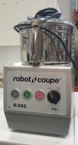 Vihannesleikkuri/kutteri Robot R502