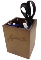 Aterinlaatikko Amarillo-logo 145x115x115 mm