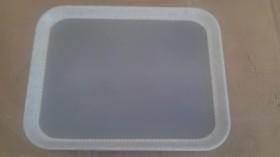 Tarjotin kitkapinta granite gray 36x46 cm